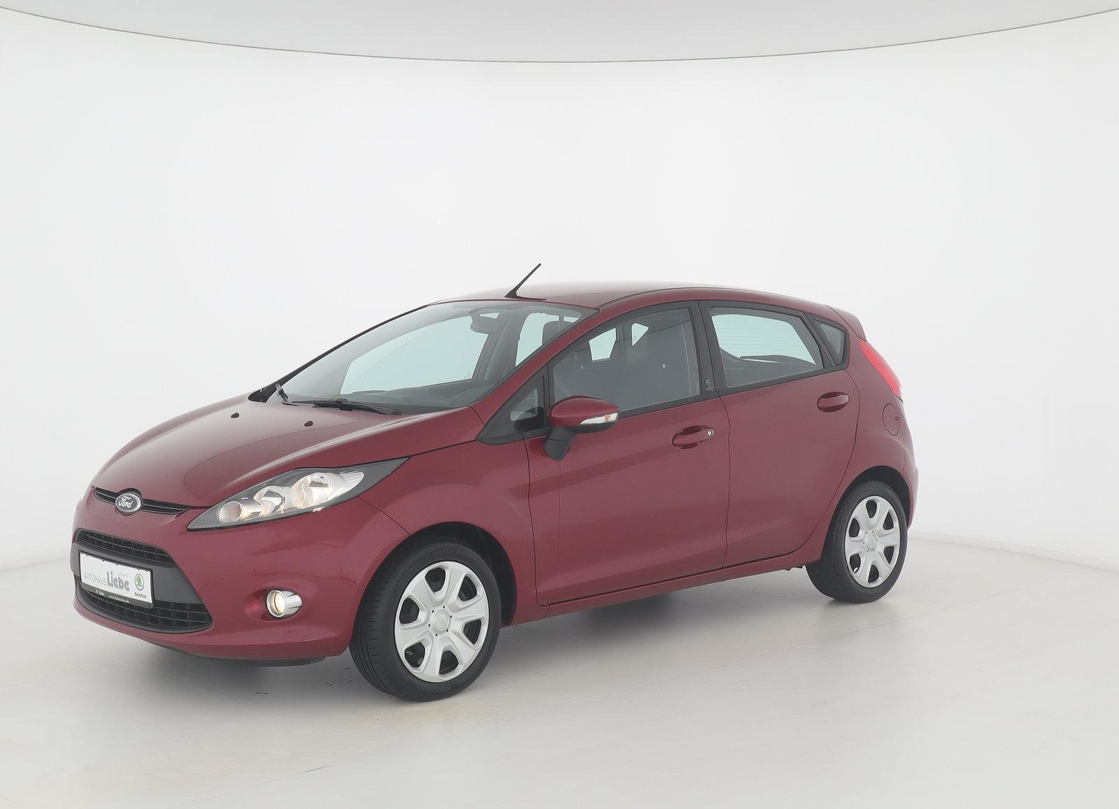 Ford FIESTA CHAMPIONS EDITION KLIMA|SHZ|FRONTHZ|FREISPRECH, Jahr 2012, Benzin