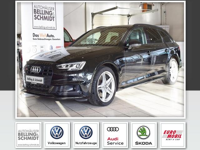 Audi S4 Avant quattro exclusive Matrix LED AHK Leder, Jahr 2017, Benzin