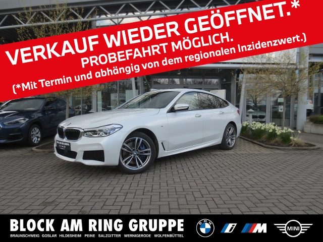 BMW 630d xDrive Gran Turismo M Sport DA+ PA+ HUD H/K, Jahr 2018, Diesel