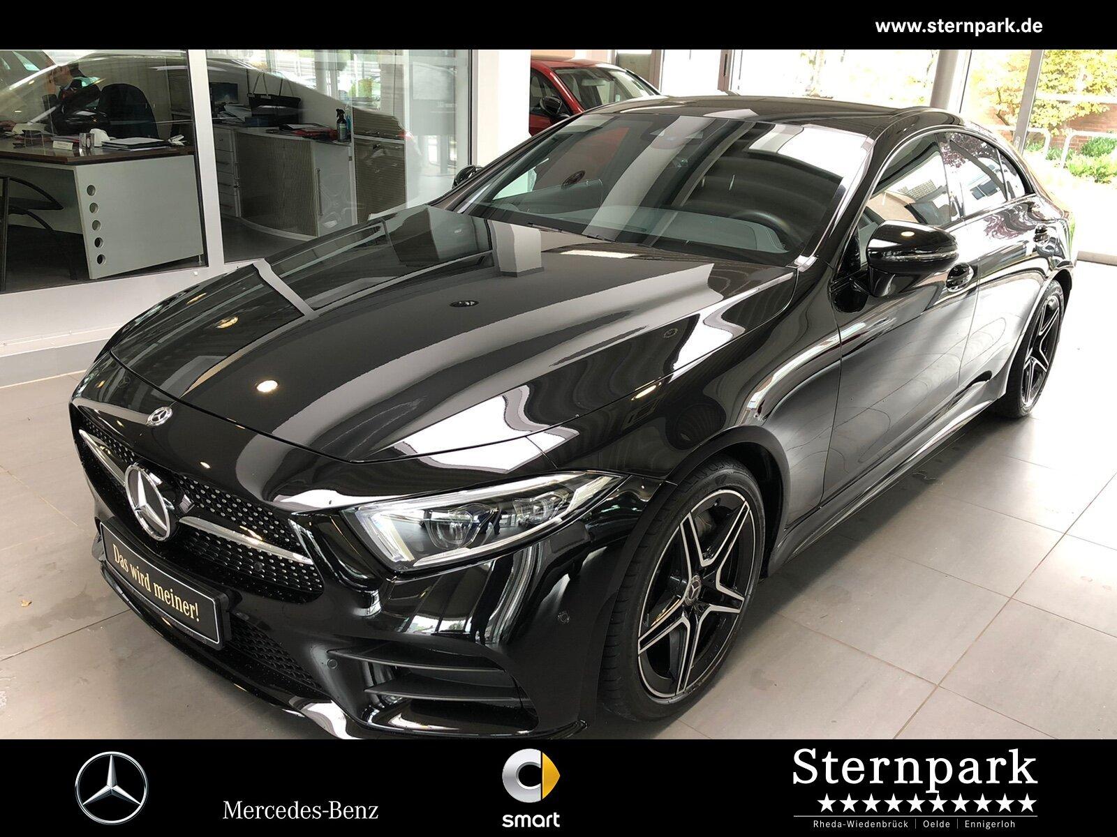 Mercedes-Benz CLS 300 d AMG Comand*MULTIBEAM*Kamera*Widescreen, Jahr 2018, Diesel