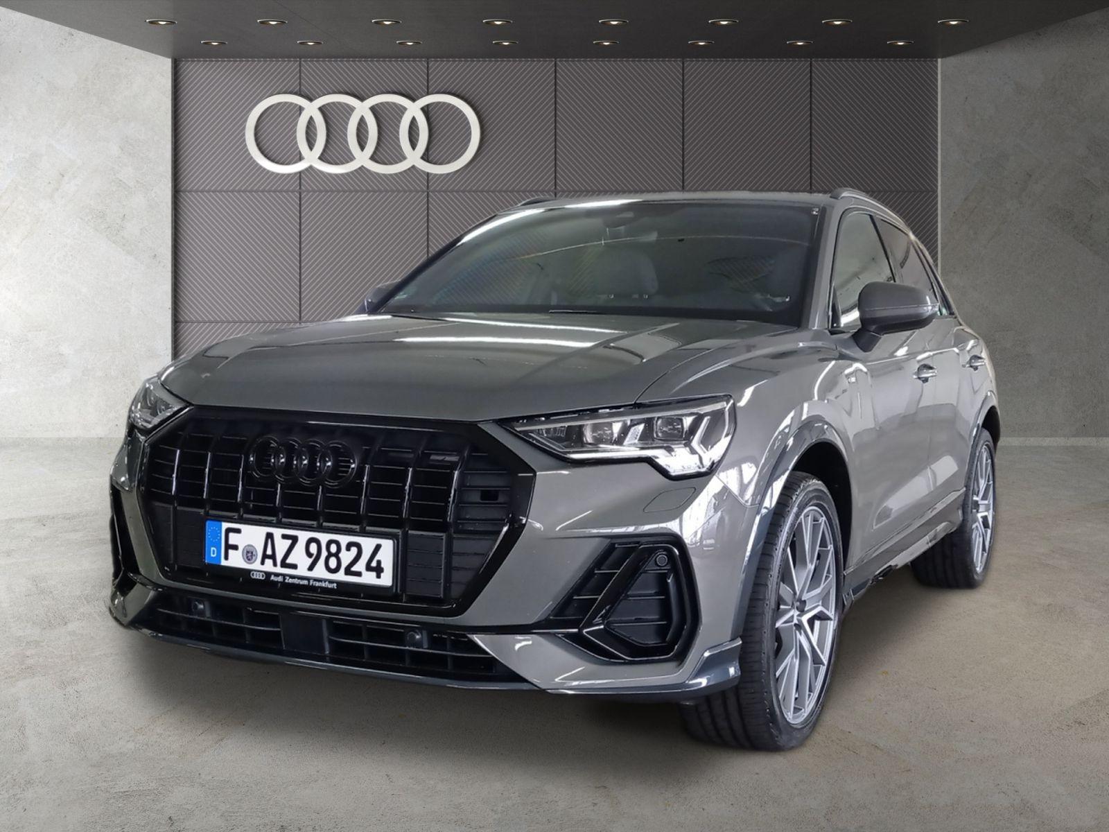 Audi Q3 35 TFSI S tronic S line MatrixLED VirtualCockpit Bang&Olufsen, Jahr 2021, Benzin