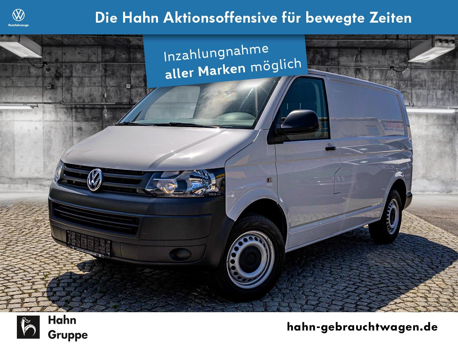 Volkswagen T5 KASTEN KR 2,0 TDI, Jahr 2014, Diesel