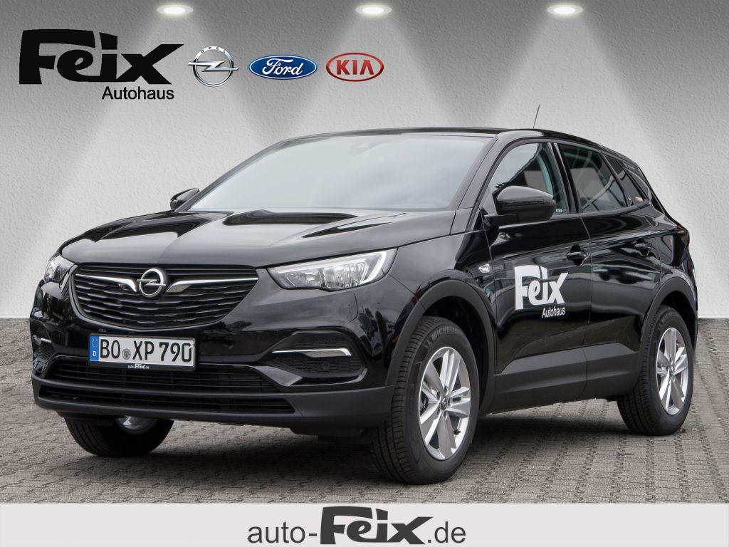 Opel Grandland X 1.6 D Edition Klimaautomatik PDC Metallic, Jahr 2017, diesel
