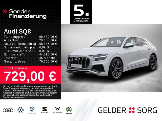 Audi SQ8 4.0 TDI qu. S-Sitze+Raute*Pano*Sthzg.*, Jahr 2019, Diesel