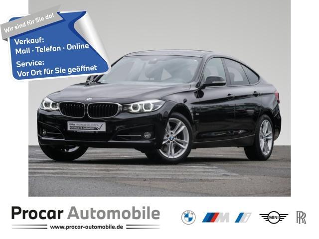 BMW 330 Gran Turismo GT xDrive Sport Line Auto Aut., Jahr 2017, Benzin