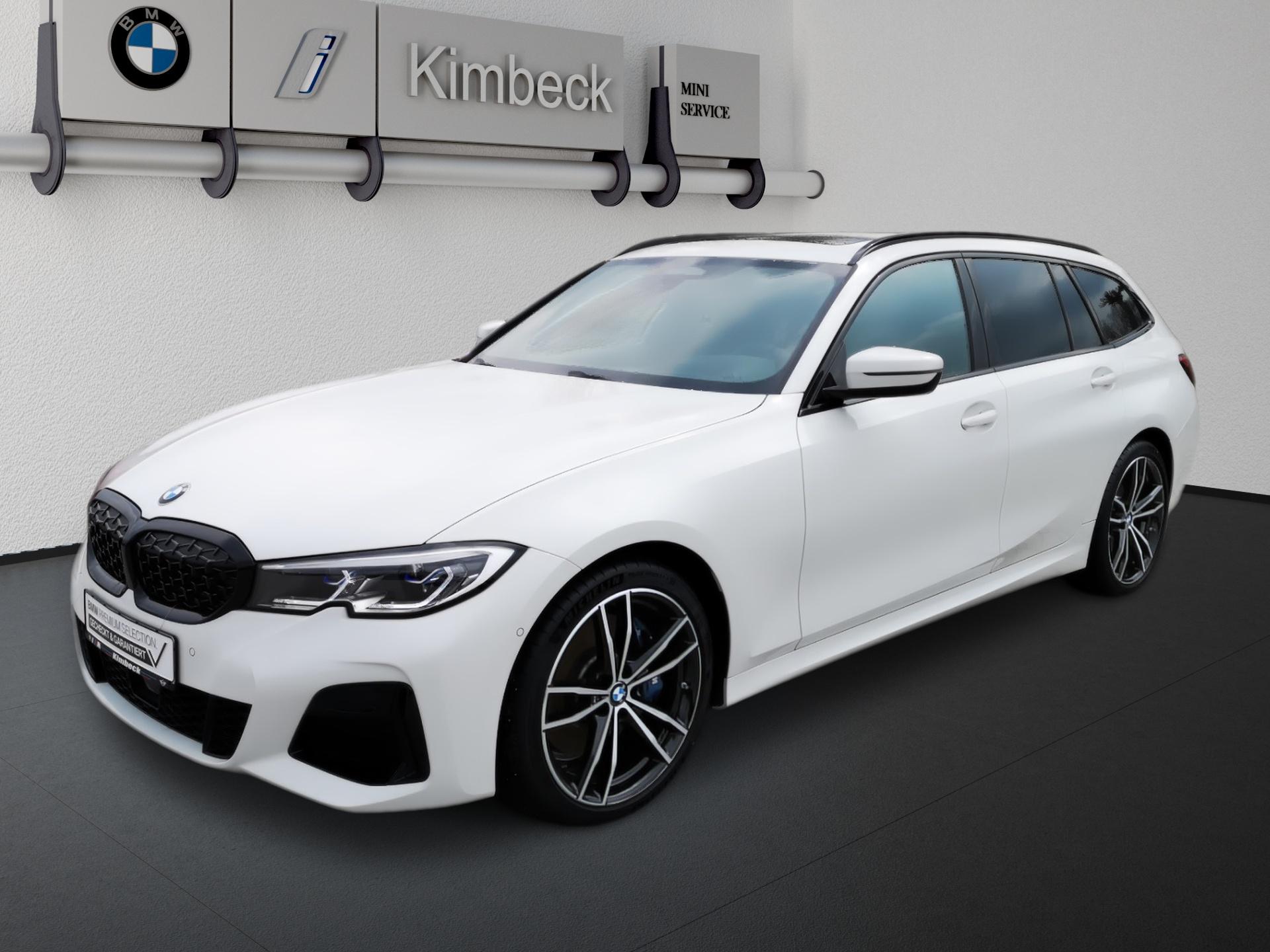 BMW M340d xDrive Touring Navi AHK ACC Panorama Laser, Jahr 2020, Diesel