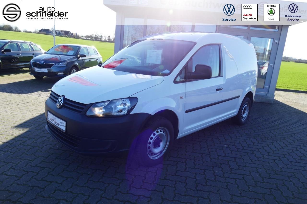 Volkswagen Caddy Kasten EcoProfi 1.6 TDI Klima Fenster el., Jahr 2012, Diesel