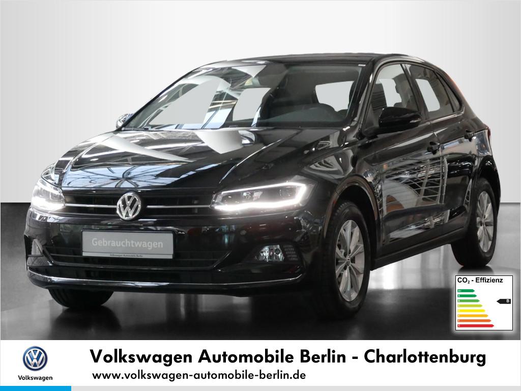 Volkswagen Polo 1.0 TSI Highline BMT, Jahr 2019, Benzin