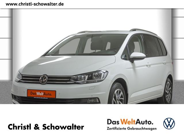 Volkswagen Touran SOUND 1.4 TSI DSG Navi ACC Climatronic, Jahr 2017, Benzin