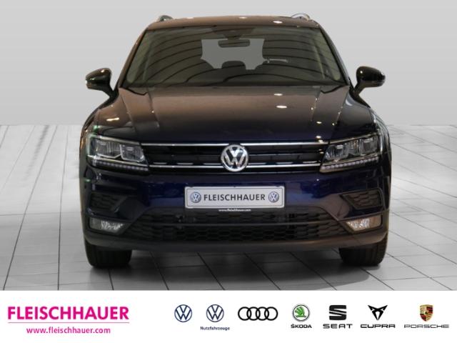 Volkswagen Tiguan IQ.DRIVE 1.5 TSI BMT NAVI TEMPOMAT ACC, Jahr 2019, Benzin