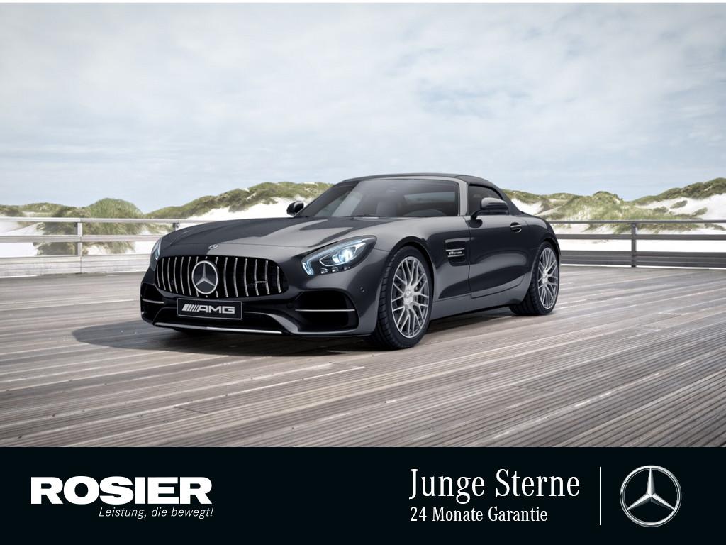 Mercedes-Benz AMG GT Roadster, Jahr 2018, Benzin