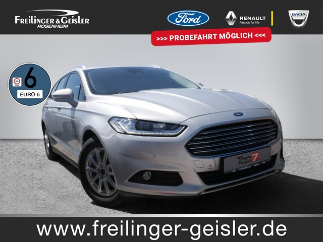 Ford Mondeo 1.5 TDCi Business Edition StartStopp LED, Jahr 2017, Diesel