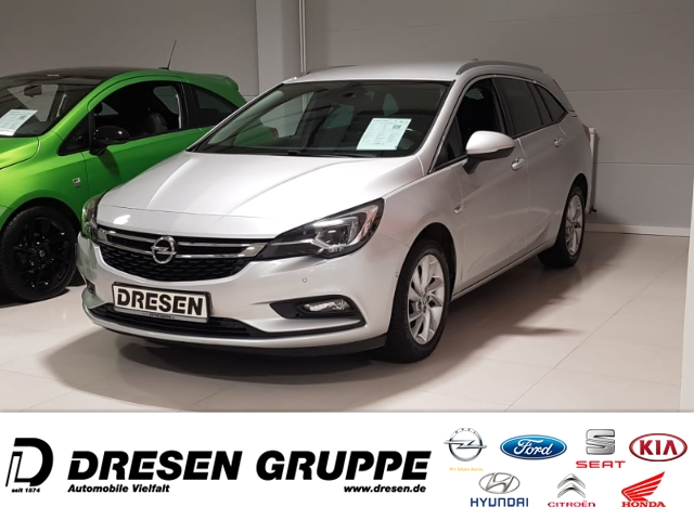 Opel Astra K Sports Tourer INNOVATION 1.4 Turbo, Xenon, Navigation, Winterpaket, uvm., Jahr 2017, Benzin