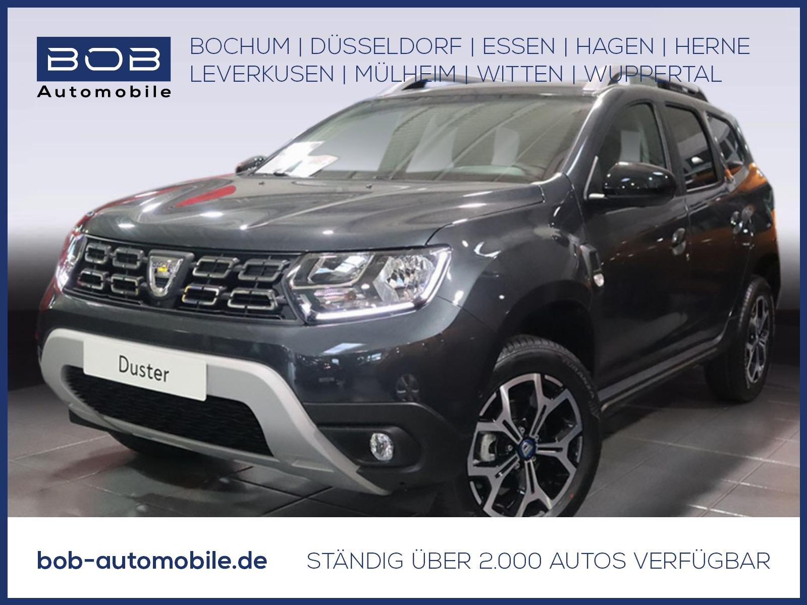 Dacia Duster Celebration TCe 130 GPF NAVI SHZ PDC BT, Jahr 2021, Benzin