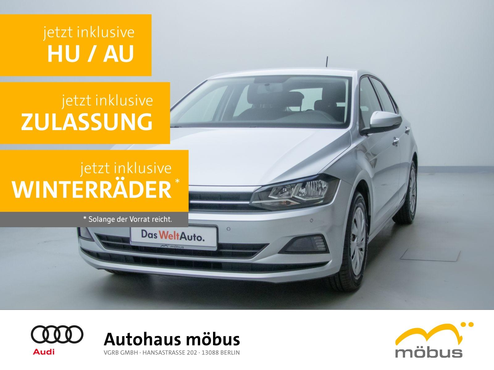 Volkswagen Polo 1.0 COMFORTLINE*KLIMA*NAVI*TELEFON*PDC*USB*, Jahr 2019, Benzin