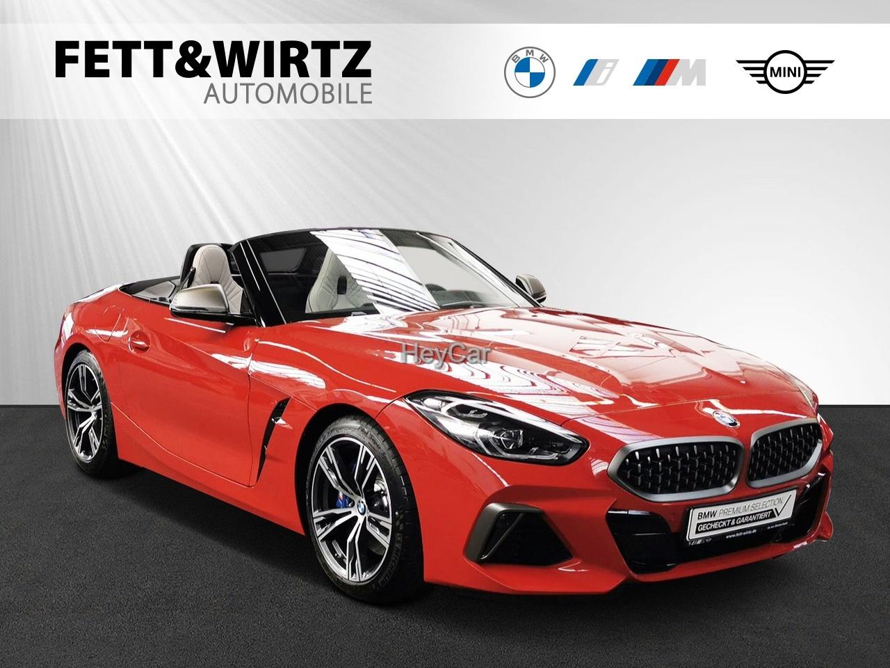 BMW Z4 M40i LC-Prof. H/K HUD LED SHZ 18''LM, Jahr 2021, Benzin