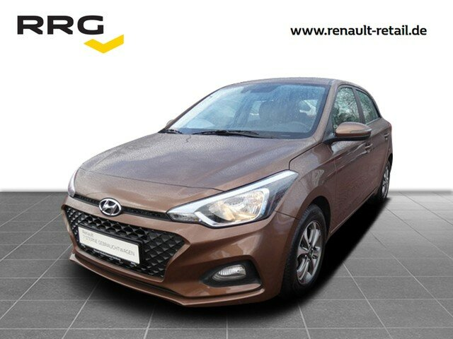 Hyundai i20 1.3 Select 0,99% Finanzierung!!!, Jahr 2018, Benzin
