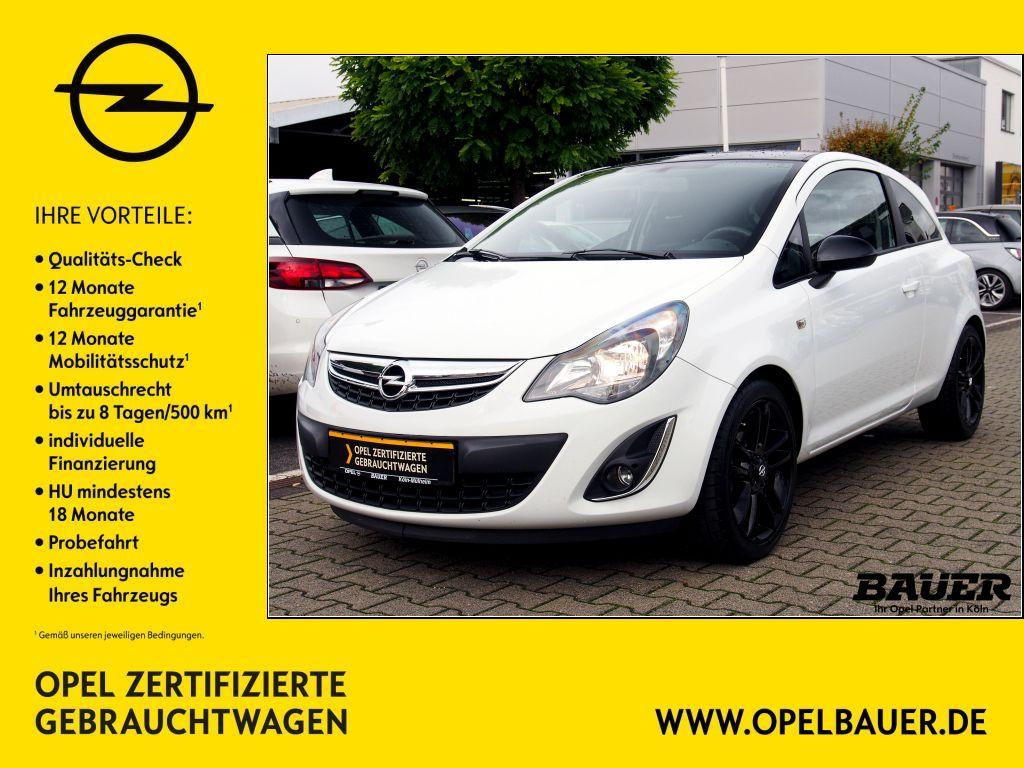 Opel Corsa 1.4 16V Color Edition, Jahr 2013, Benzin
