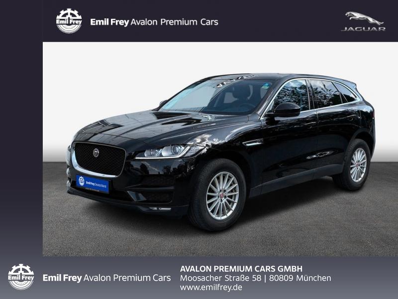 Jaguar F-Pace 20d AWD Aut. Prestige, Jahr 2018, Diesel
