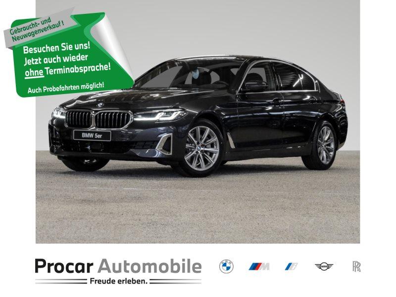 BMW 530i ADAPTIVE LED+HEAD UP DISPLAY+HIFI+18, Jahr 2021, Benzin