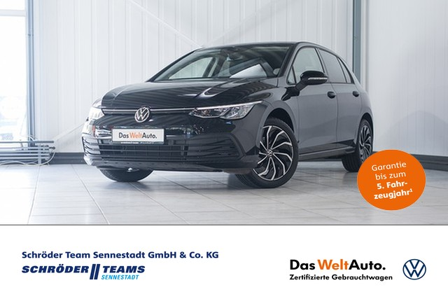 Volkswagen Golf VIII 2.0 TDI Life, Jahr 2020, Diesel