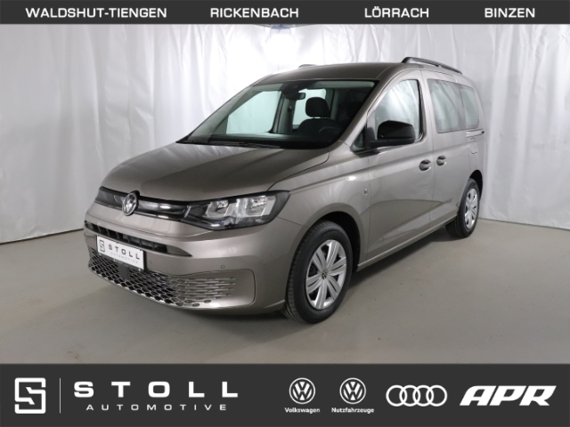 Volkswagen Caddy California 2.0 TDI DSG Miniküche+Klima+DAB+Einparkhilfe+ACC+LaneAssist+++, Jahr 2021, Diesel