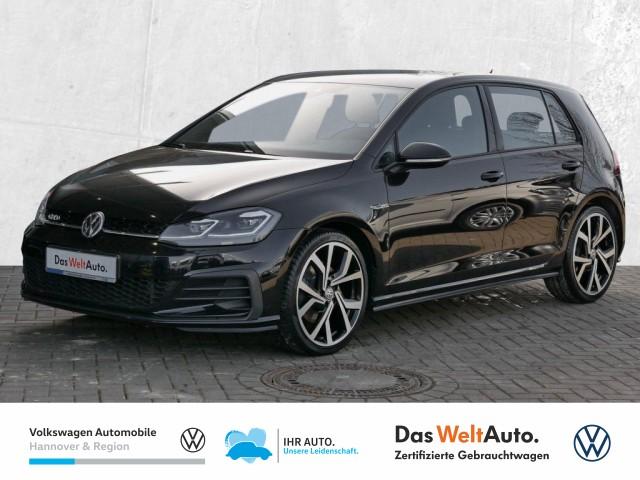 Volkswagen Golf VII 2.0 TDI BMT GTD Navi LED Klima Sitzheiz, Jahr 2017, Diesel