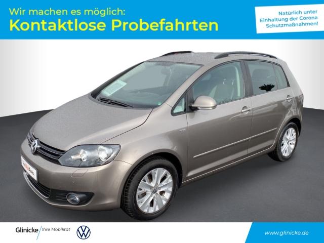 Volkswagen Golf Plus VI Life 1.2 TSI Klima AHK Navi USB PDC, Jahr 2013, Benzin