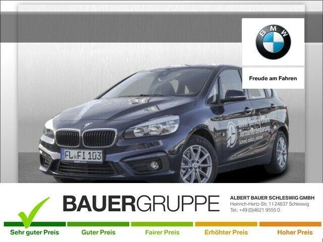 BMW 216 Active Tourer d Advantage 11.2015 Bluetooth ACC El. Heckklappe PDCv+h LED-Tagfahrlicht, Jahr 2018, Diesel