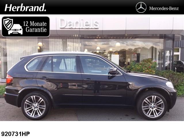 BMW X5 xDrive 40d M-Sportpaket *Headup Standh.Kamera, Jahr 2014, Diesel