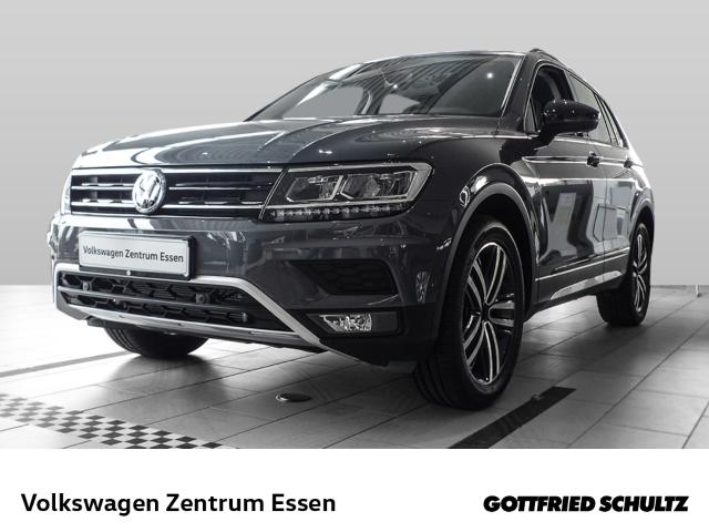 Volkswagen Tiguan 2.0 TSI 4MOTION COMFORTLINE OFFROAD Allrad, NAVI, Easy open,, Jahr 2020, Benzin