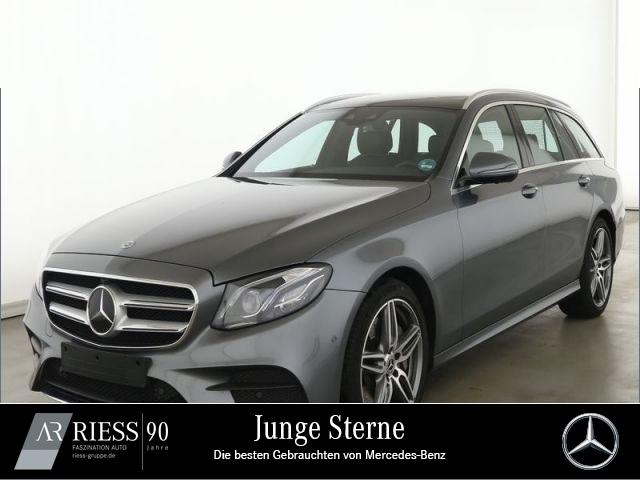 Mercedes-Benz E 450 4M T AMG Sport Com LED Pano Wide 360 Distr, Jahr 2019, Benzin