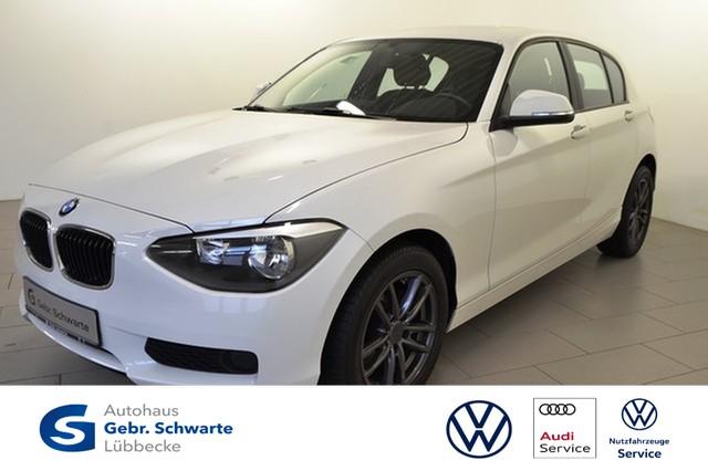 BMW 1er - 116 i, Jahr 2014, Benzin