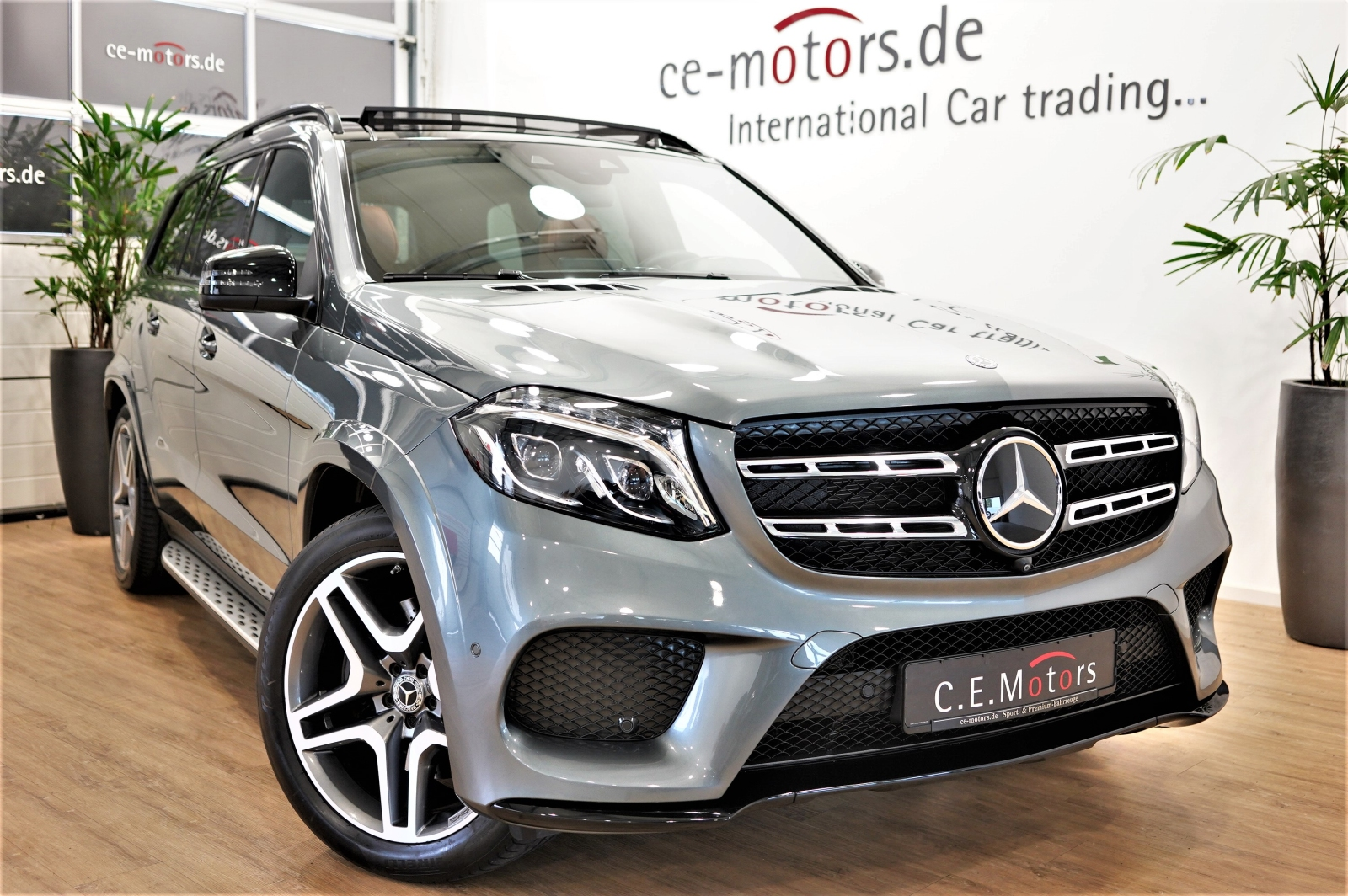 Mercedes-Benz GLS 400 AMG-Line 4M Pano*Night*LED*Std-Hz*7-Sitz, Jahr 2017, Benzin