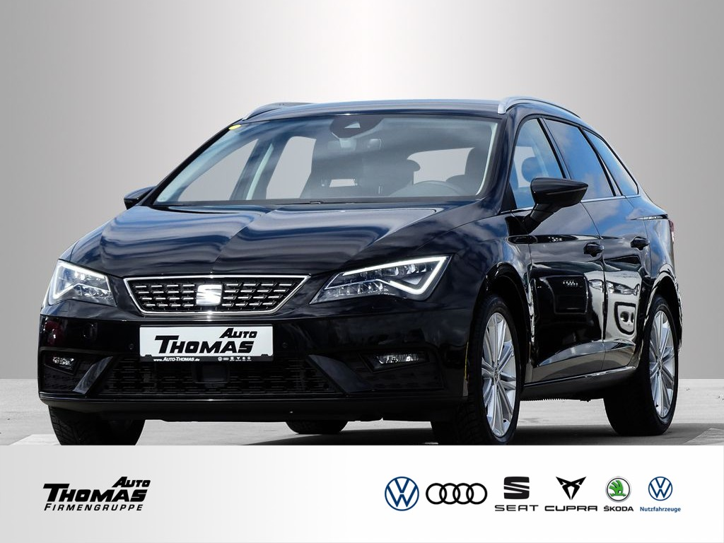 Seat Leon Sportstourer Xcellence1.5 TSI DSG LED+KAMERA, Jahr 2020, Benzin