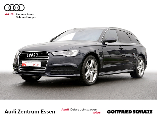 Audi A6 Avant 1.8 TFSI ultra S tronic LEDER NAV PANO SH, Jahr 2017, Benzin