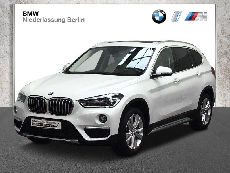 BMW X1 xDrive20i EU6 Aut. Leder LED NaviPlus GSD, Jahr 2017, Benzin