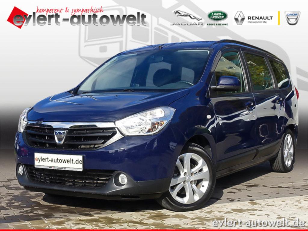 Dacia Lodgy dci110 Prestige Navi Sitzhzg Klima, Jahr 2012, Diesel
