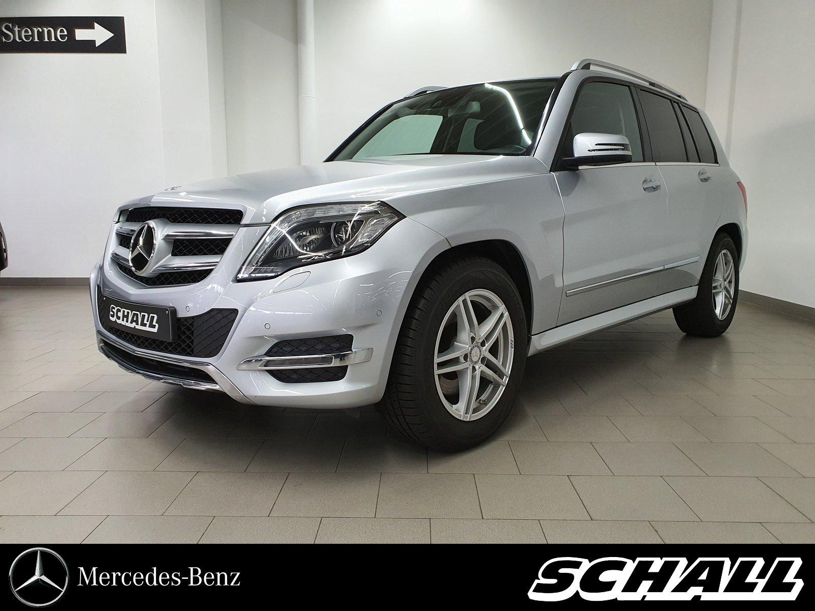 Mercedes-Benz GLK 250 BT 4M SPORT/INTELLIGENT LIGHT/COMAND EU6, Jahr 2014, Diesel