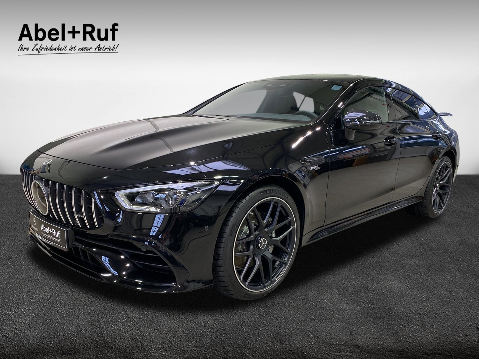 Mercedes-Benz Mercedes-AMG GT 43 4M+CARBON+21''+FAHRASSISTENZ, Jahr 2020, Benzin