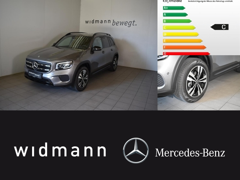 Mercedes-Benz GLB 250 4M Night*LED*Kamera*PDC, Jahr 2019, Benzin
