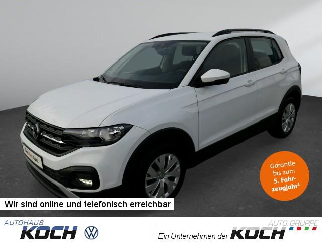 Volkswagen T-Cross 1,0 TSI Climatronic, Sitzheizung, Bluetooth, Jahr 2020, Benzin