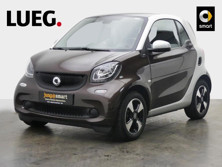 smart fortwo coupé 52kW (71 PS) perfect Pano., Jahr 2018, Benzin
