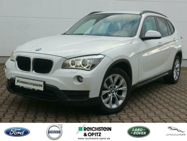 BMW X1 xDrive18d Sport Line +Navi/Xenon/Fernl.Ass., Jahr 2013, Diesel