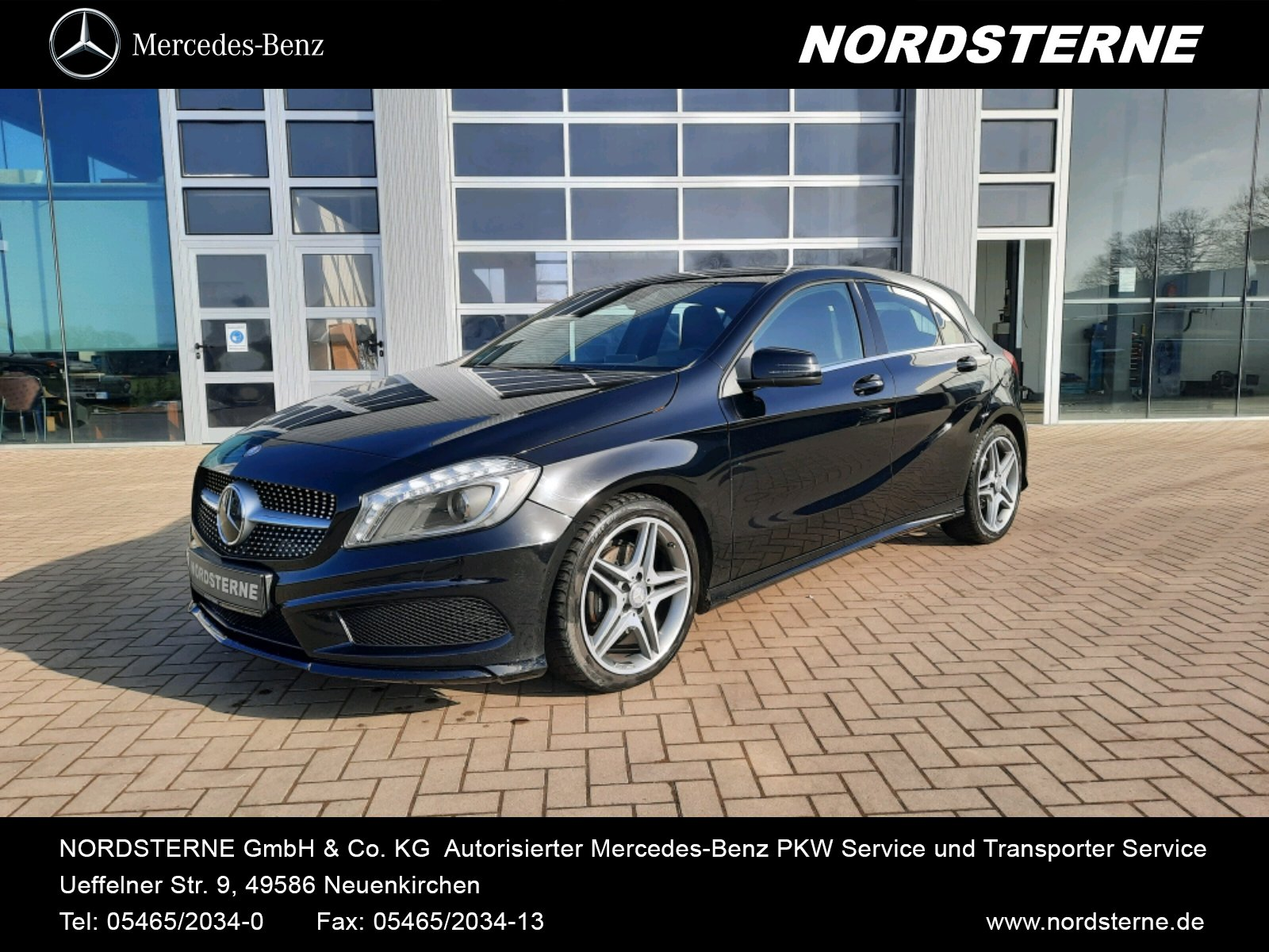 Mercedes-Benz A 200 CDI Street Style+AMG-LINE+BI-XENON+NAVI BC, Jahr 2015, Diesel