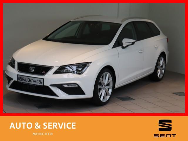 Seat Leon Sportstourer 1.4 TSI FR Navi|LED|SitzHz|Alu, Jahr 2018, Benzin