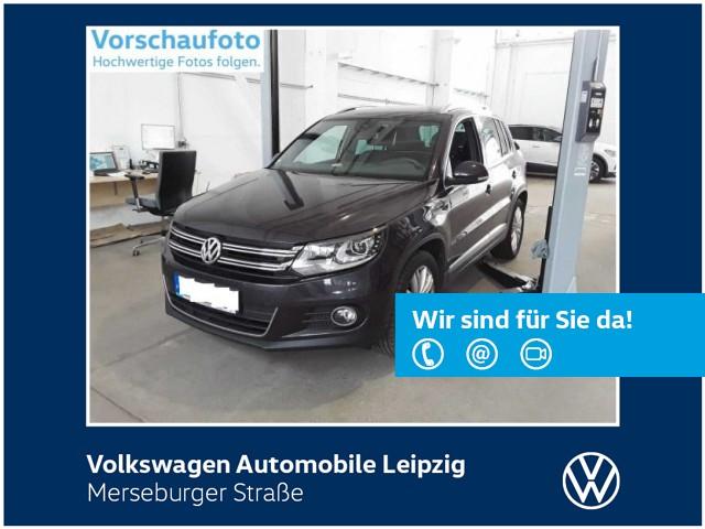 Volkswagen Tiguan 2.0 TDI Lounge Sport&Style*Xenon*AHK*SHZ*, Jahr 2016, Diesel