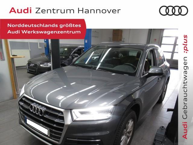 Audi Q5 2.0 TFSI AHK LED virtual Cockpit B&O Leder, Jahr 2018, Benzin