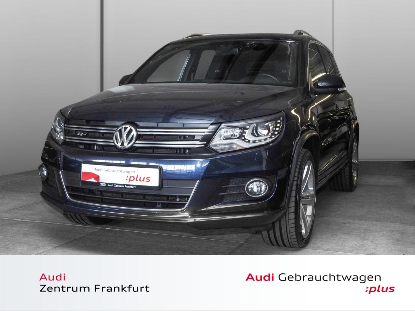 Volkswagen Tiguan 2.0 TDI DSG 4 Motion R-line Sport & Style, Jahr 2015, Diesel