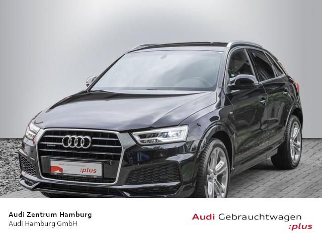 Audi Q3 2,0 TFSI sport quattro S tronic S LINE NAVI BOSE, Jahr 2018, Benzin